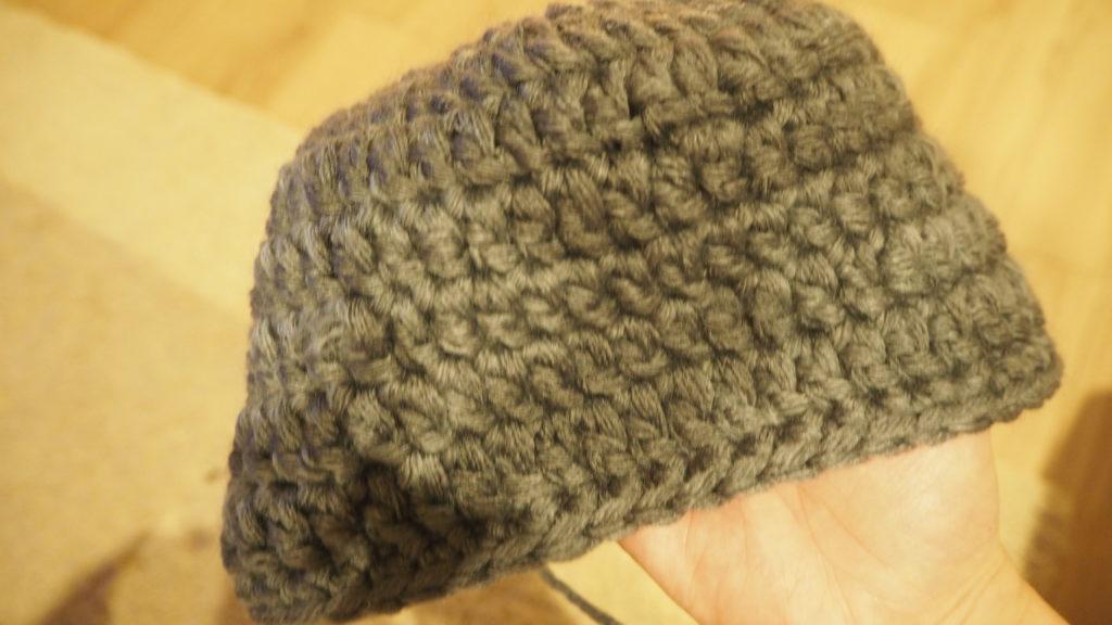帽子 編み物
