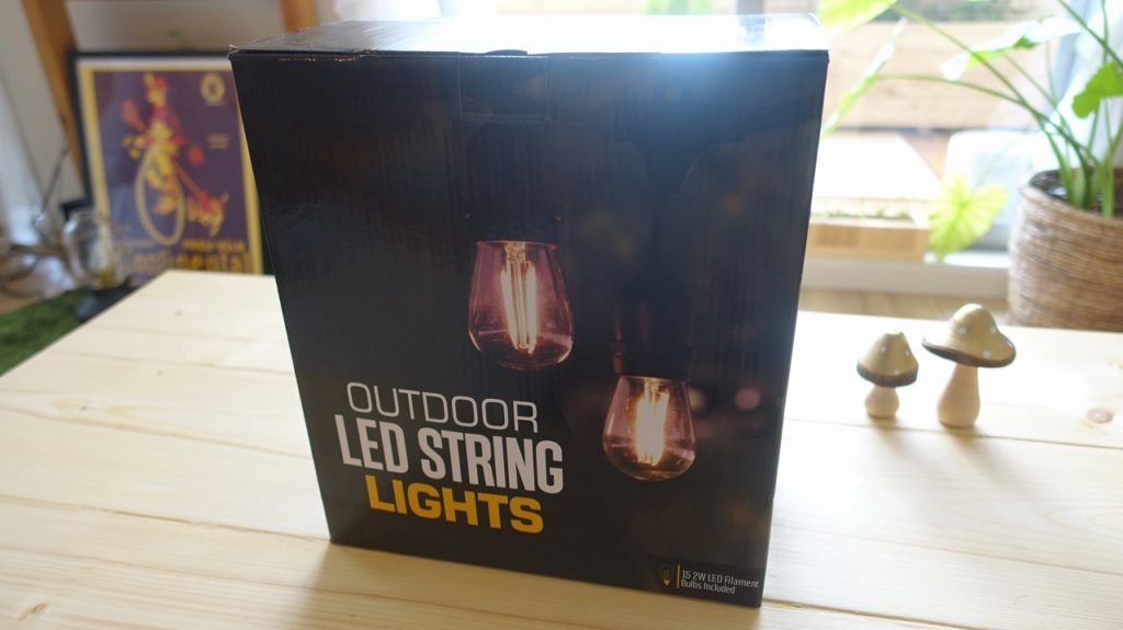 LEDストリングライト