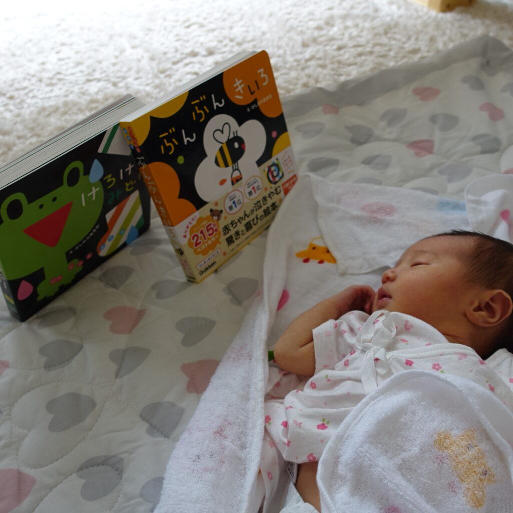 赤ちゃんに人気のおすすめ絵本