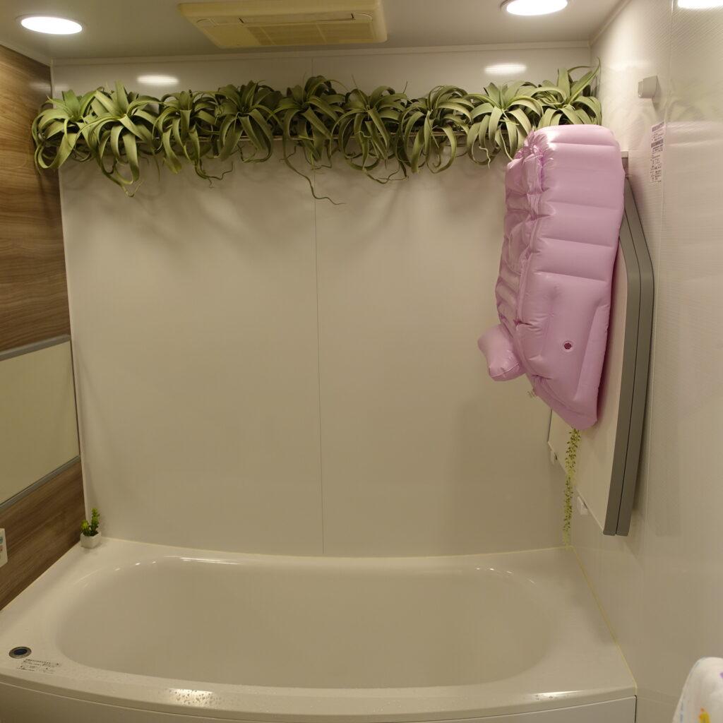 お風呂とベビーバス